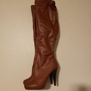 Michael Antonio Halpern Knee High Boots